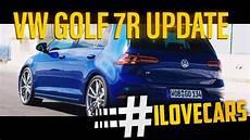 Vw Golf 7 R Update Akrapovic Sound Launch