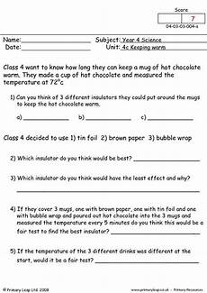 science worksheets year 4 12476 year 4 science unit 4c keeping warm printable resources free worksheets for
