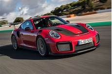 the 2018 porsche 911 gt2 rs and the science of speed