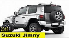 2018 Suzuki Jimny Spied Testing Design Leaked In