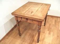 k 252 chen oder esstisch antik ausziehbar mit schublade