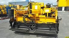 2008 leeboy l7000ld paver used heavy equipment for sale asphalt paving road construction