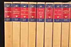 forex books zane lrey roy rogers zane grey book collection 63 books rr
