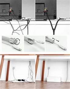 Ranger Ses Cables Electriques