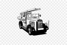 Mobil Hitam Dan Putih Truk Gambar Png