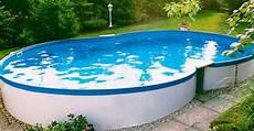 Pool In Erde Einbauen - pool im garten ratgeber hagebau de