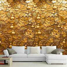 small flower wallpaper for wall large 3d small gourd flower wall mural photo murals