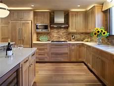 küche eiche modern k 252 che in eiche helles holz mit wei 223 grau und co ist