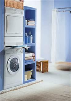 lave linge et s 232 che linge dans une salle de bain ooreka
