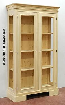 credenza legno grezzo ebanistica mobili su misura e lavorazioni legno a