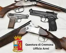 questura di ufficio armi armi