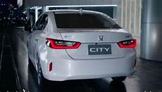 2020 honda city unveiled india launch early next year