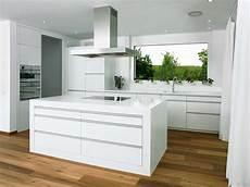 Küche Weiß Modern - k 252 chen modern wei 223 k 252 che weiss modern bilder k 252 che
