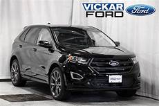 New 2018 Ford Edge Sport Awd Shadow Black For Sale