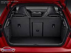 audi a3 sportback kofferraum foto bild audi s3 sportback der kofferraum angurten de