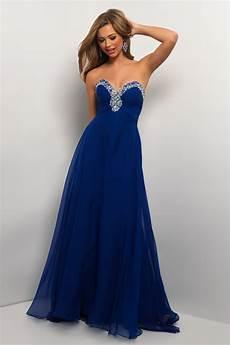 robe de bal robes 233 tonnantes robe de bal bleu marine