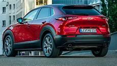 2020 mazda cx 30 design interior driving