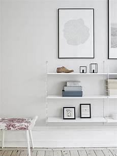Interior Shelves by Decordots Interior Inspiration String Shelves