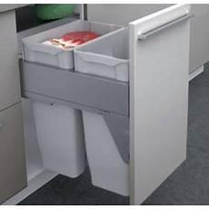 poubelle pour caisson meuble de cuisine bas tout pour une