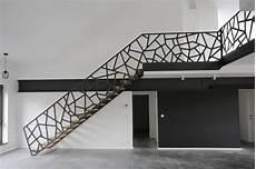 garde corps escalier moderne escalier moderne garde corps