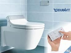 dusch wc duravit dusch wc sitz mit verdeckten anschl 252 ssen sensowash
