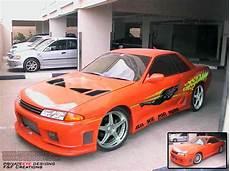 Nissan Gtr R32 Orange - nissan skyline r32 gt r uae boost club