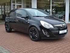 Lhd Opel Corsa 05 2011 Black Lieu