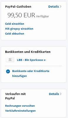 erfahrungsbericht geld senden und empfangen mit paypal