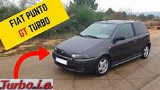 Fiat Punto Gt Turbo Novo Carro Do Canal Portugal Stock