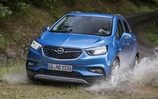 Essai Auto L Opel Mokka X Un Suv Dans Les G 232 Nes Actu Auto