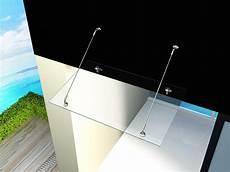 Vordach 200 X 200 - glas vordach 200 x 90 cm glasdeals