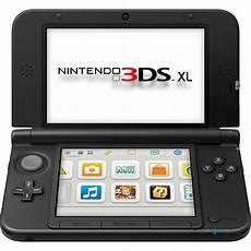 nintendo 3ds console nintendo 3ds xl handheld gaming system black sprskkab b h