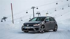 Vw Golf R Vii Fahrbericht Wintersport Ist Back