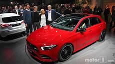 Mercedes A 220e En Version Hybride Rechargeable