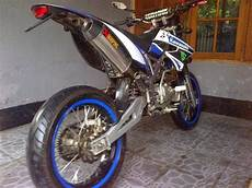 Modifikasi Klx 150 Adventure by Modifikasi Klx Dan D Tracker Thecitycyclist