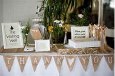 ideas for gift table at wedding reception tips handling the wedding gift table