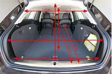 Innenraum3 Kofferraum Abmessungen Bei A4 Avant Audi