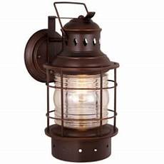 vaxcel lighting ow37051bn brushed nickel hyannis 1 light outdoor wall sconce 6 75 inches wide