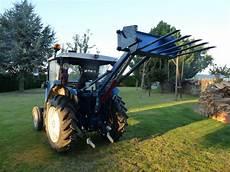 Vends Tracteur Ford 2000 Permis B 3 5t