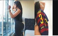 bum bum for two miss bum bum shares r acy photos of posing with
