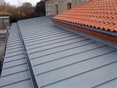 toit plat en zinc toiture en zinc des experts vous r 233 pondent