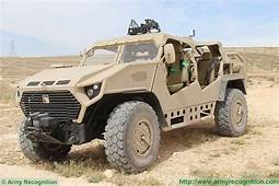 Ajban SOV NIMR Special Operations Vehicle Technical Data