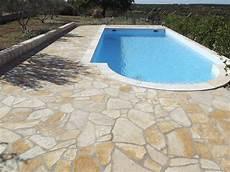 Polygonalplatten Verlegen Wand - polygonalplatten dalmatia crema 3 0 3 5 cm mediterrane