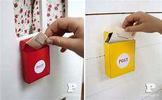 diy mini mailboxes with free template by pysselbolaget