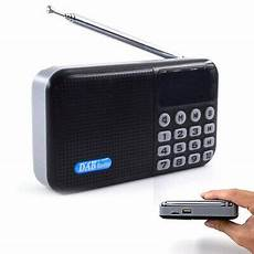 dab dab digital radio portable with fm rechargeable