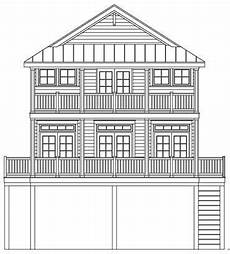 houses on stilts plans more like it 26x48 1450 sq ft beach house plans stilt