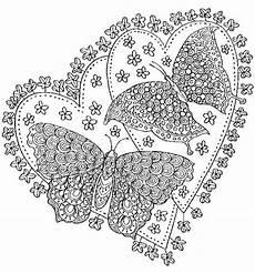 Malvorlagen Herz Challenge Zencolor Moments V 246 Gel Schmetterlinge Bei Topp Kaufen