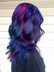 Colored Hairstyles