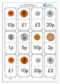 coin dominoes
