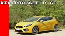 2017 kia pro cee d gt and 1 0 turbo gt line